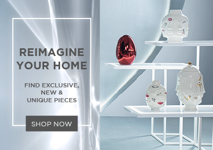 Discover innovative home decor and dining, discover our novelties