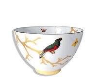 وعاء سلطة بتصميم الطيور, small