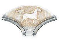 Gingko Vase Arabian Horse, small