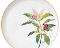 Jardin Indien Tart Platter, small