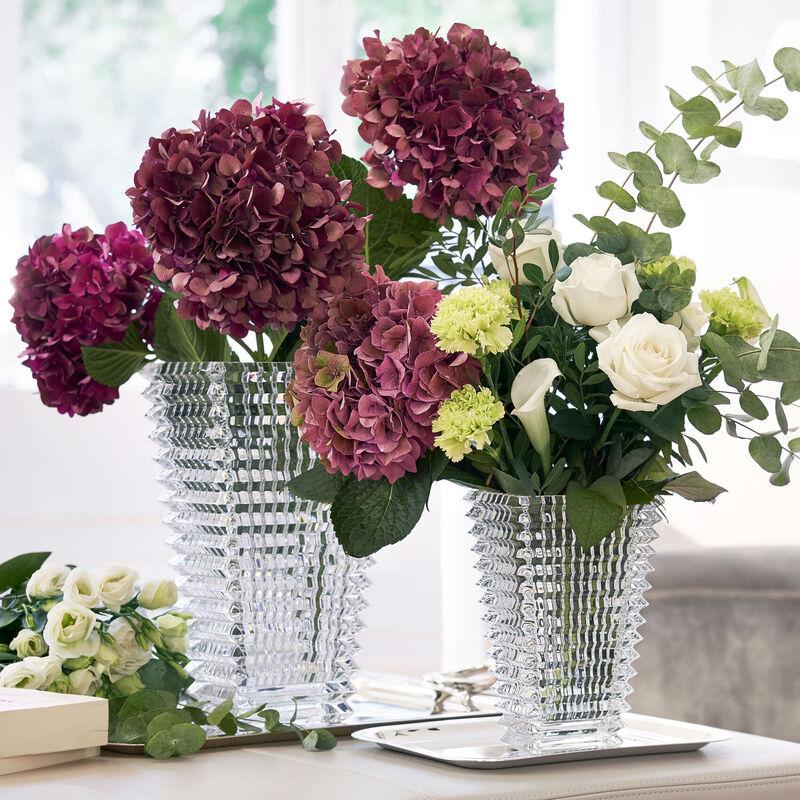 مزهرية آي شفافة, large