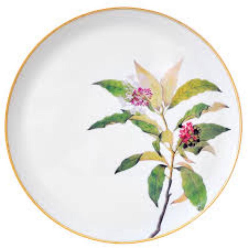 Jardin Indien Tart Platter, large