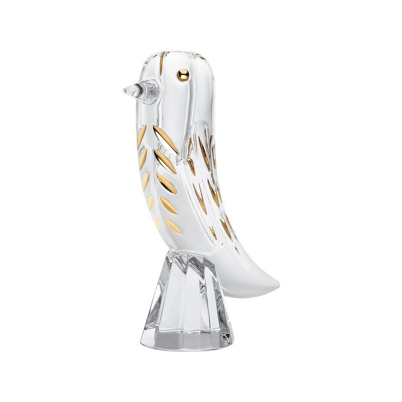 مزهرية فاوناكريستوبوليس شفاف برعم الطيور, large