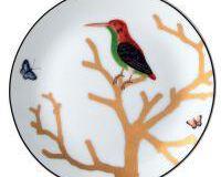 طبق خبز وزبدة طيور, small