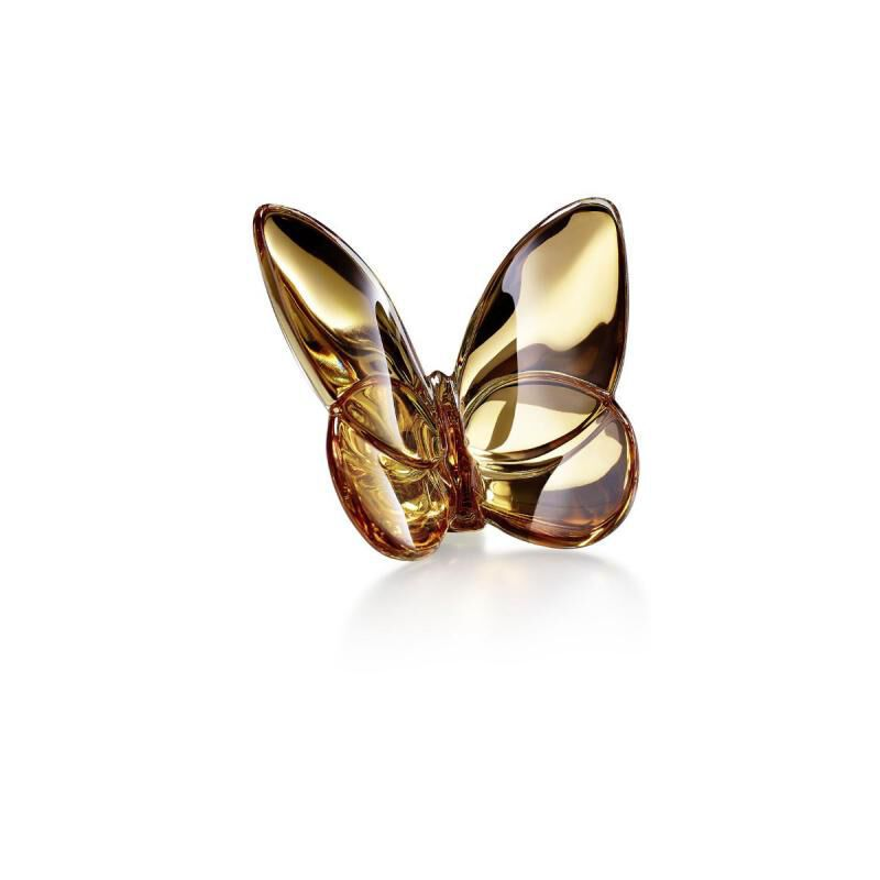 Lucky Gilded Butterfly, large