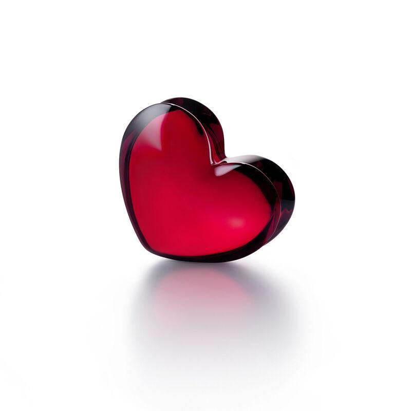 Zinzin Heart Large Ruby, large