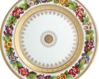Botanique Dinner Plate Primrose, small