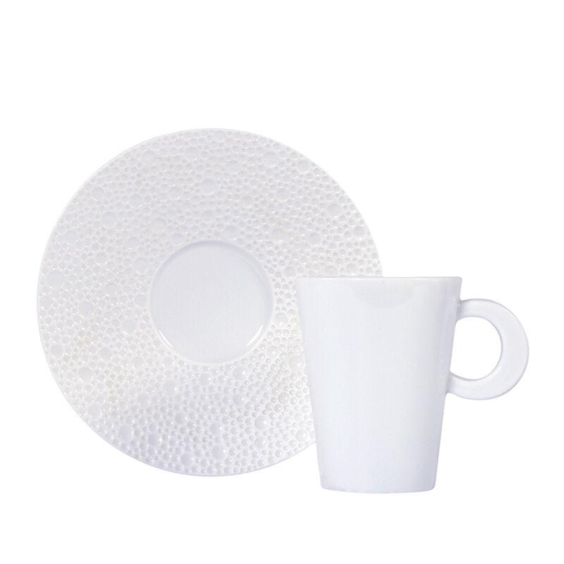 فنجان قهوة وصحن إيكوم, large