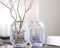 Octogone Vase, small