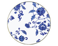 Prince Blue Dinner Plate, small