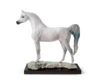 Arabian Pure Breed Figurine - Limited Edition, small
