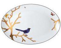 Aux Oiseaux Platter, small